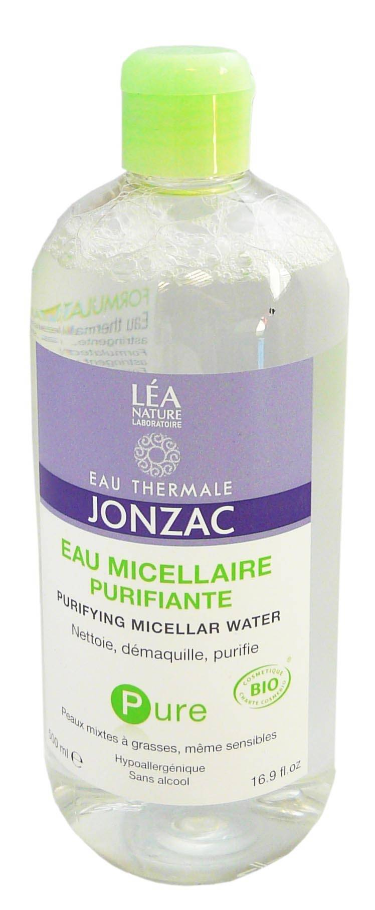 Jonzac eau micellaire purifiante 500ml