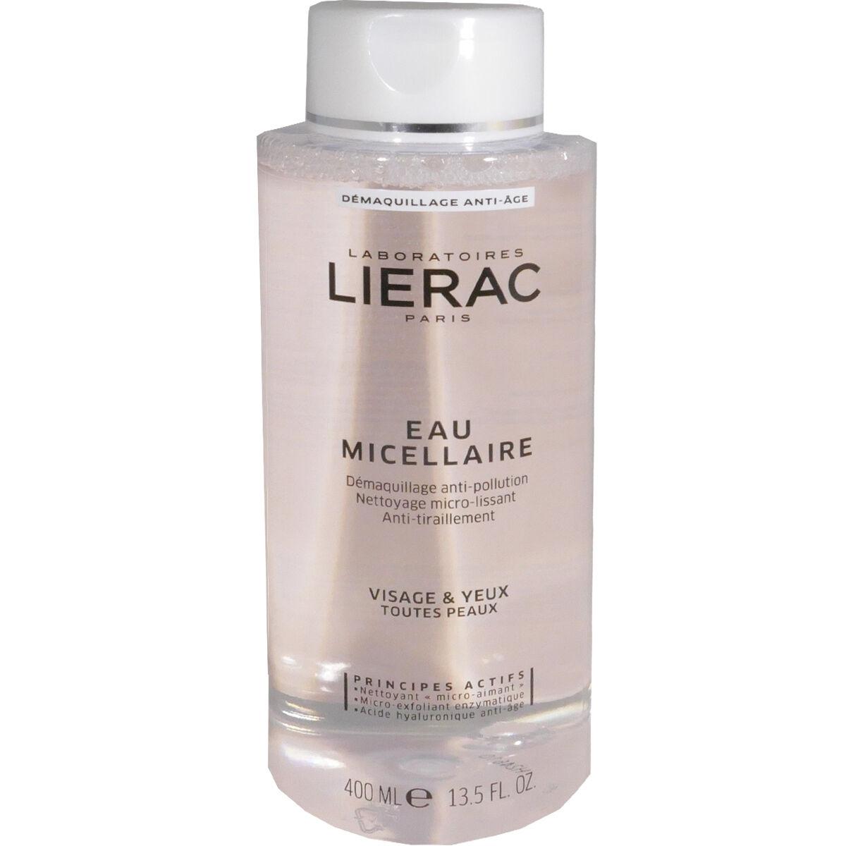 Lierac eau micellaire visage & yeux 400 ml