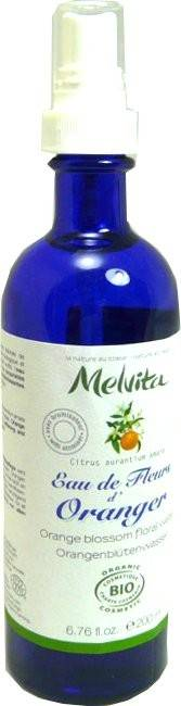 Melvita eau de fleurs d'oranger spray 200ml