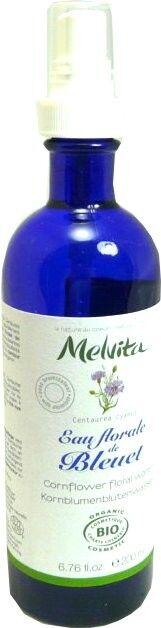 Melvita eau florale de bleuet 200ml