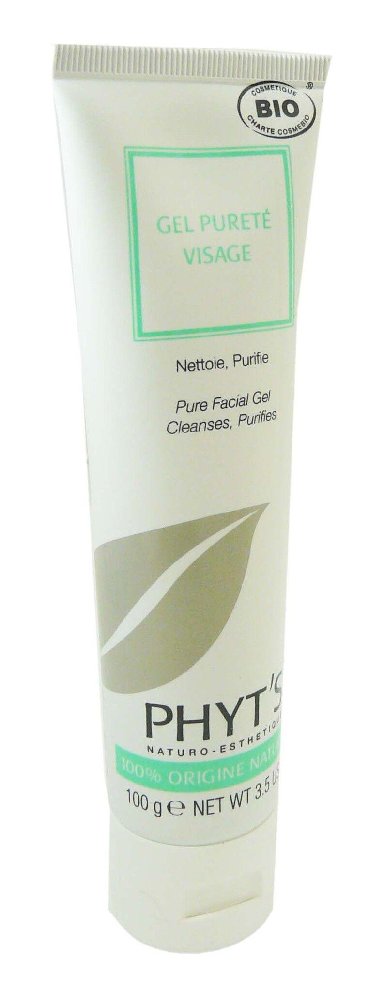 Phyt's gel purete visage  100g