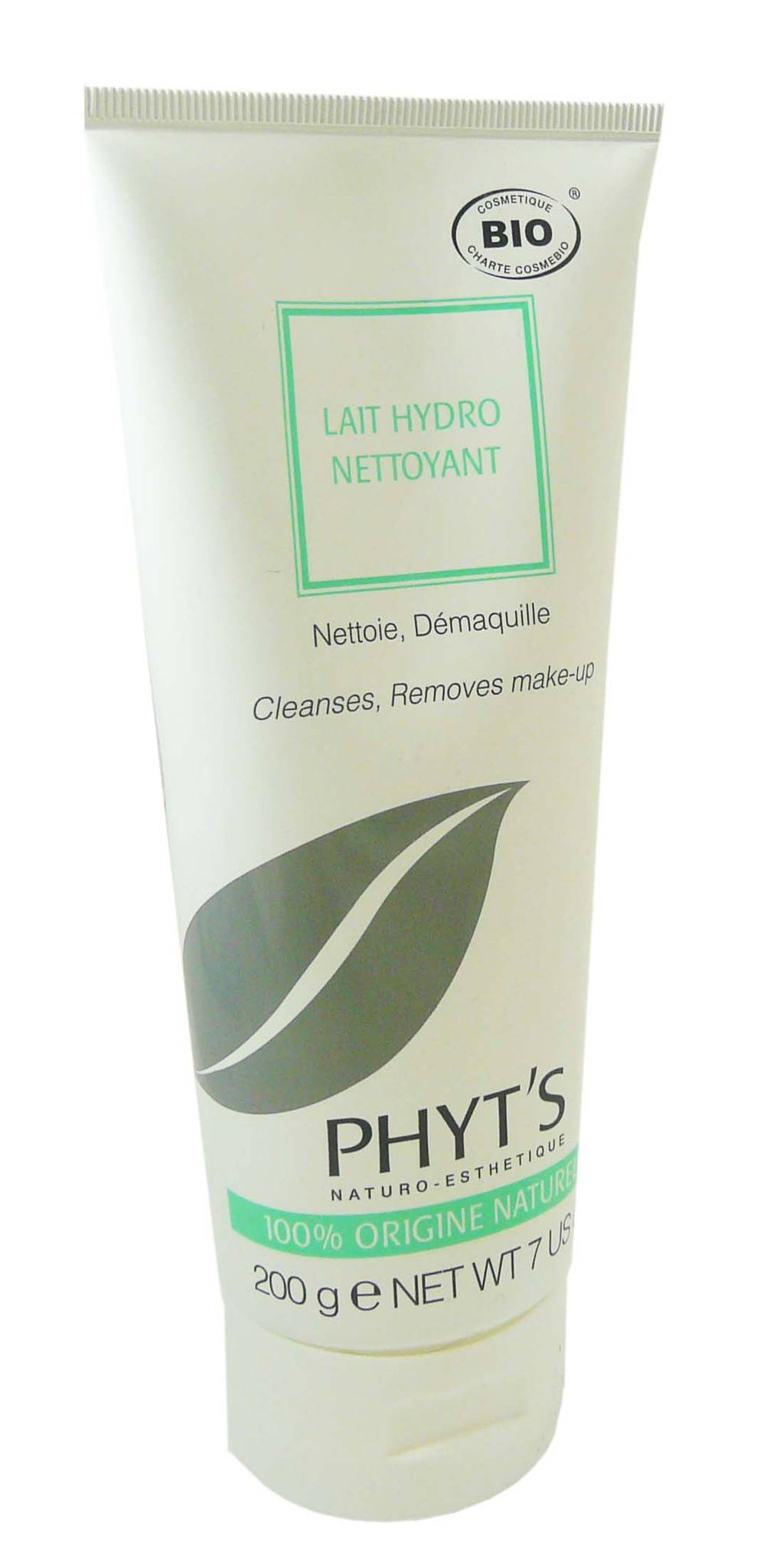 Phyt's lait hydro nettoyant 200g