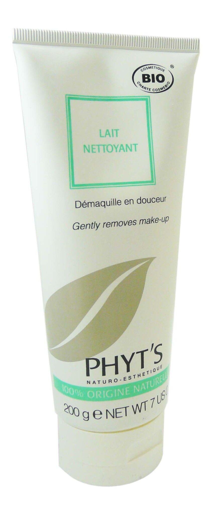 Phyt's lait nettoyant demaquillant 200g