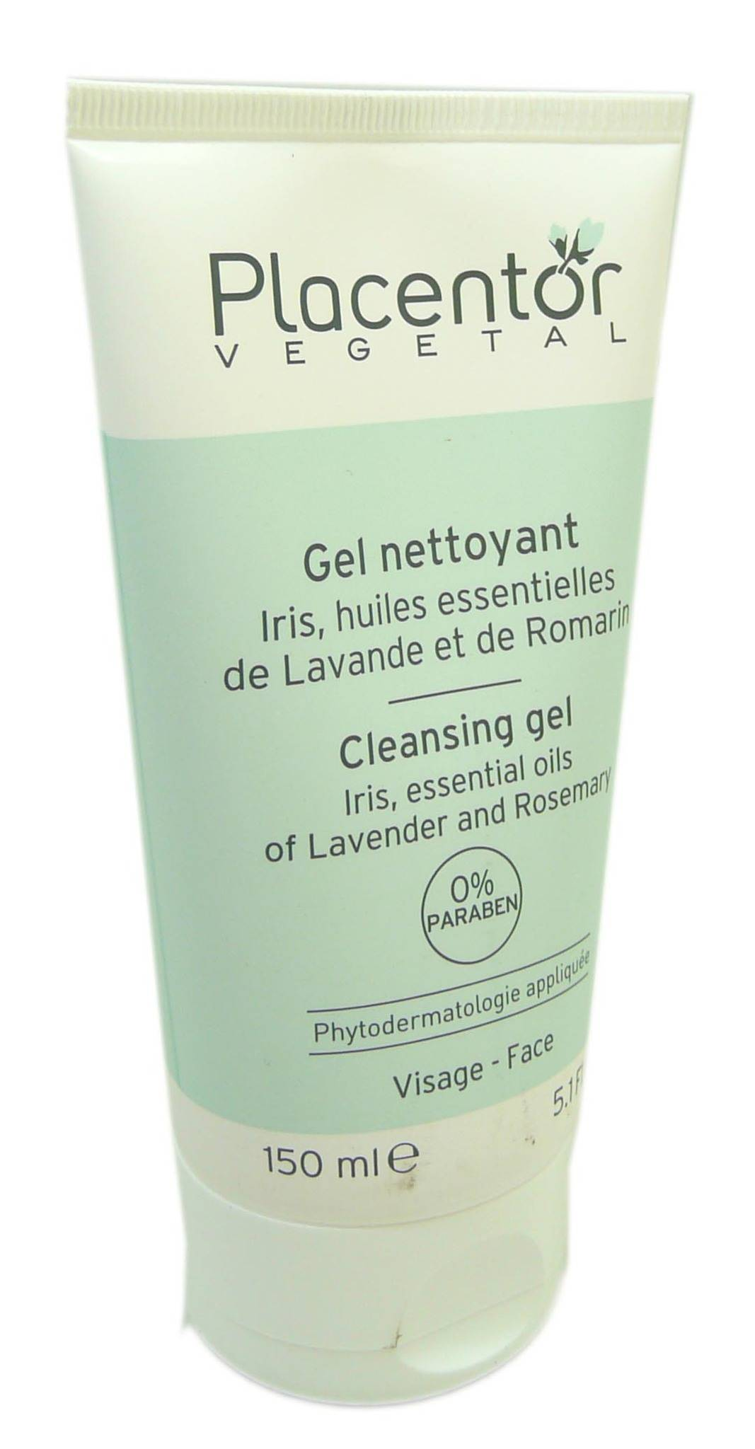 Placentor gel nettoyant visage 150ml