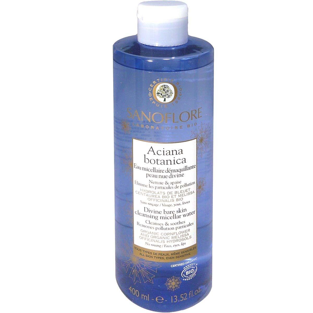 Sanoflore aciana botanica eau micellaire 400 ml