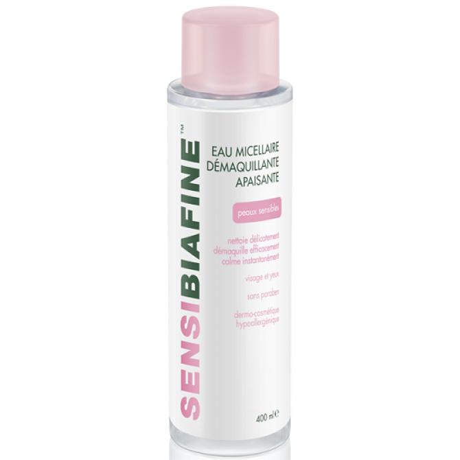 BIAFINE Sensibiafine eau micellaire demaquillante 400ml