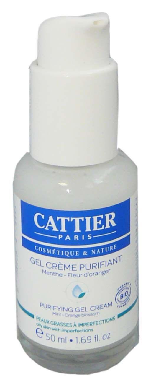 Cattier gel creme purifiant 50ml