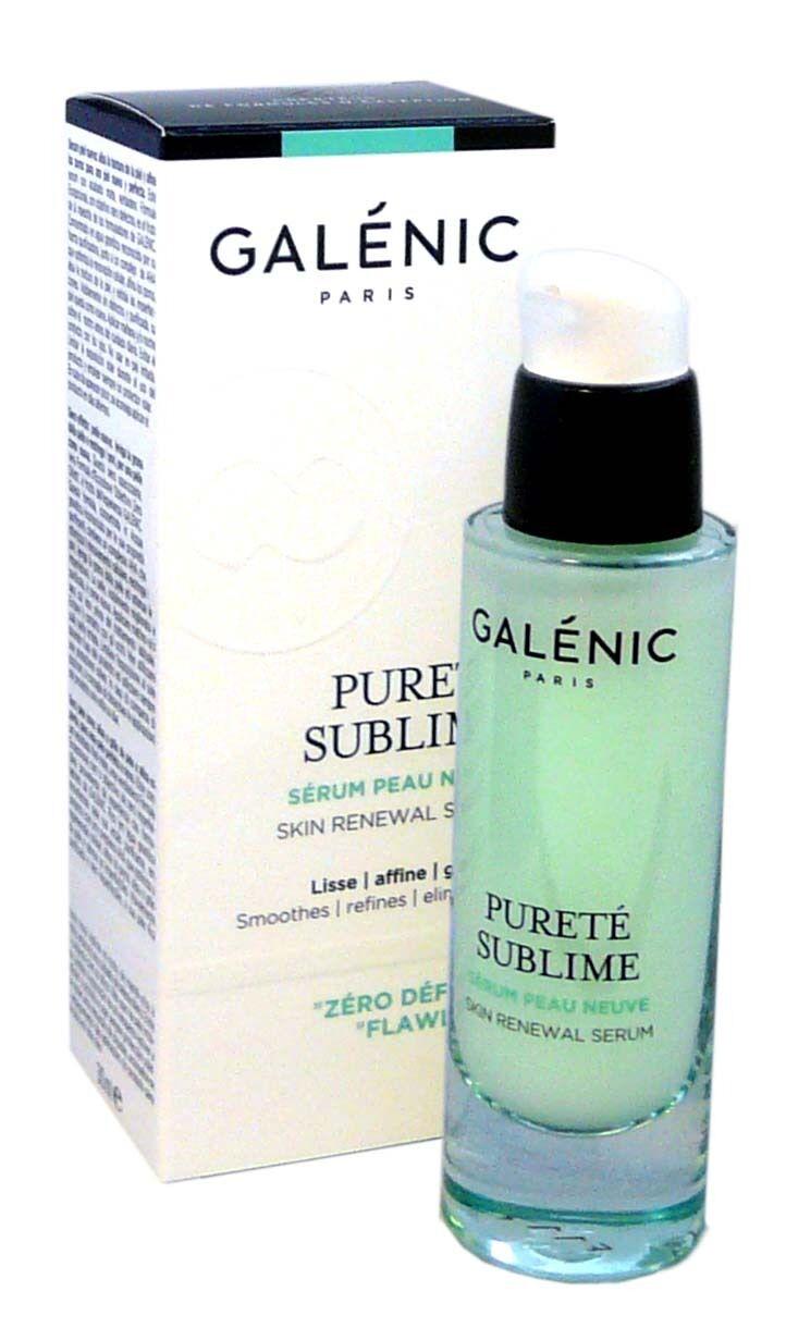 Galenic purete sublime serum peau neuve 30ml