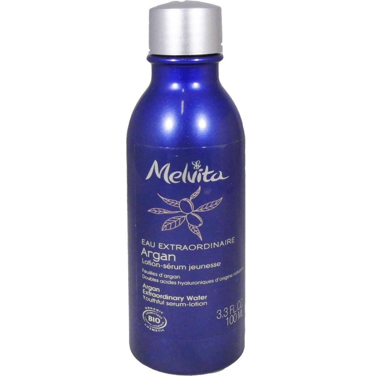 Melvita eau extraordinaire argan lotion-serum 100 ml bio