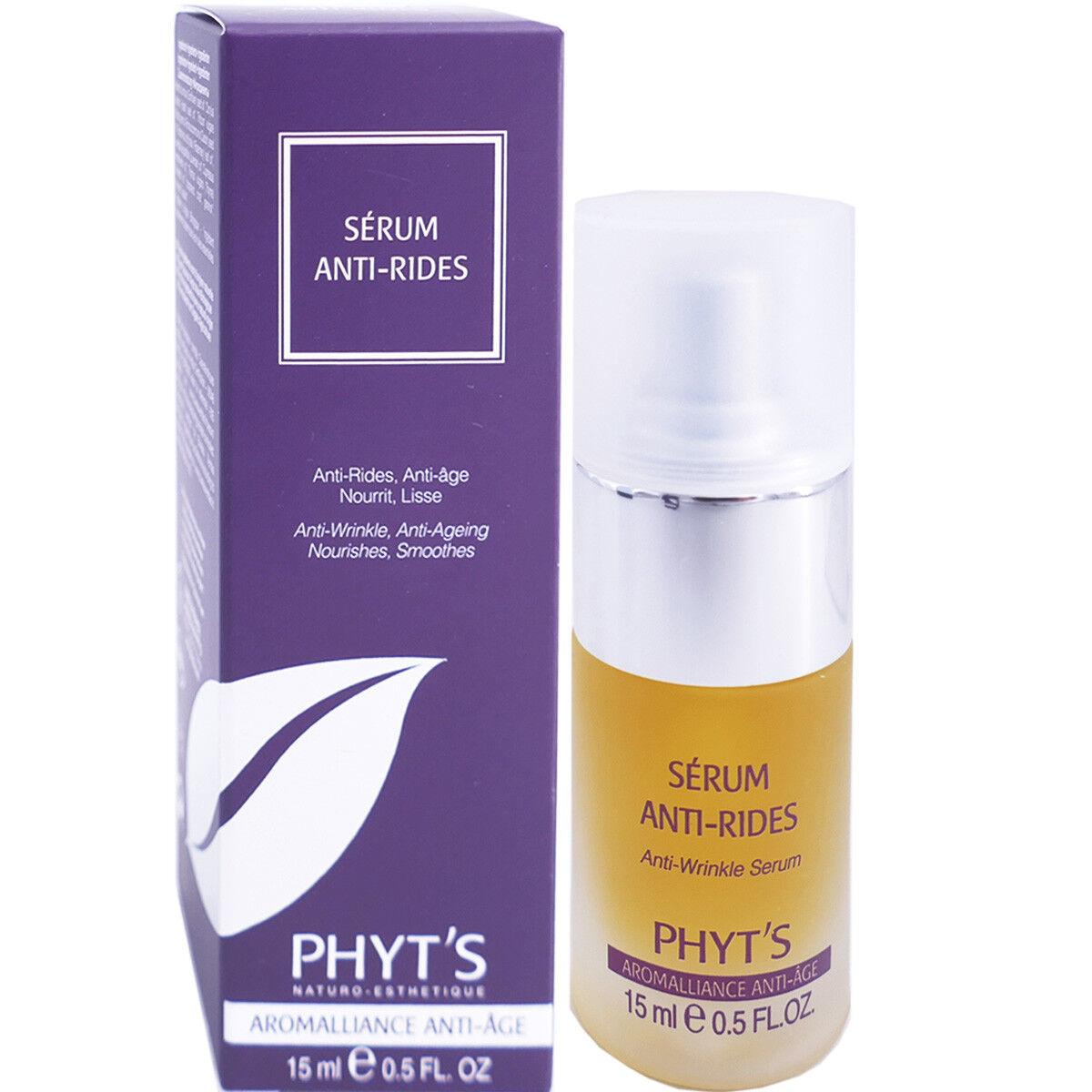 Phyt's aromalliance serum anti rides 16ml