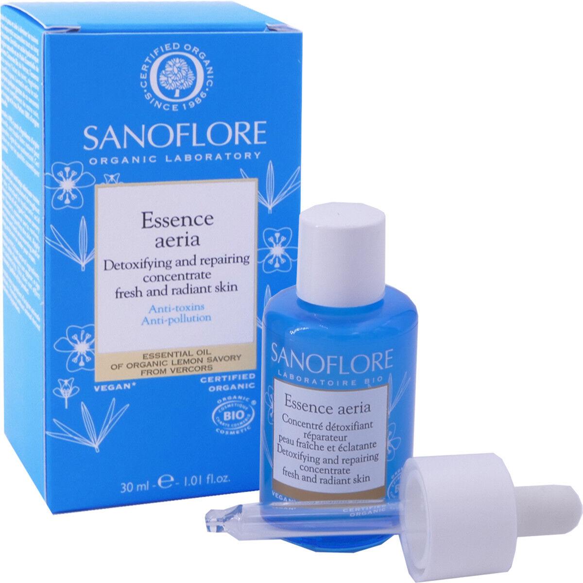 Sanoflore essence aeria concentre detoxifiante 30 ml