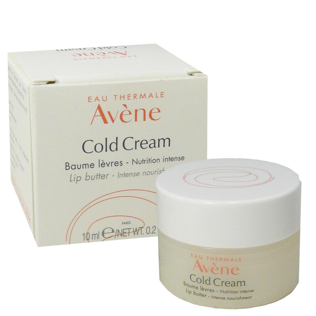 Avene cold cream baume levre nutrition 10 ml
