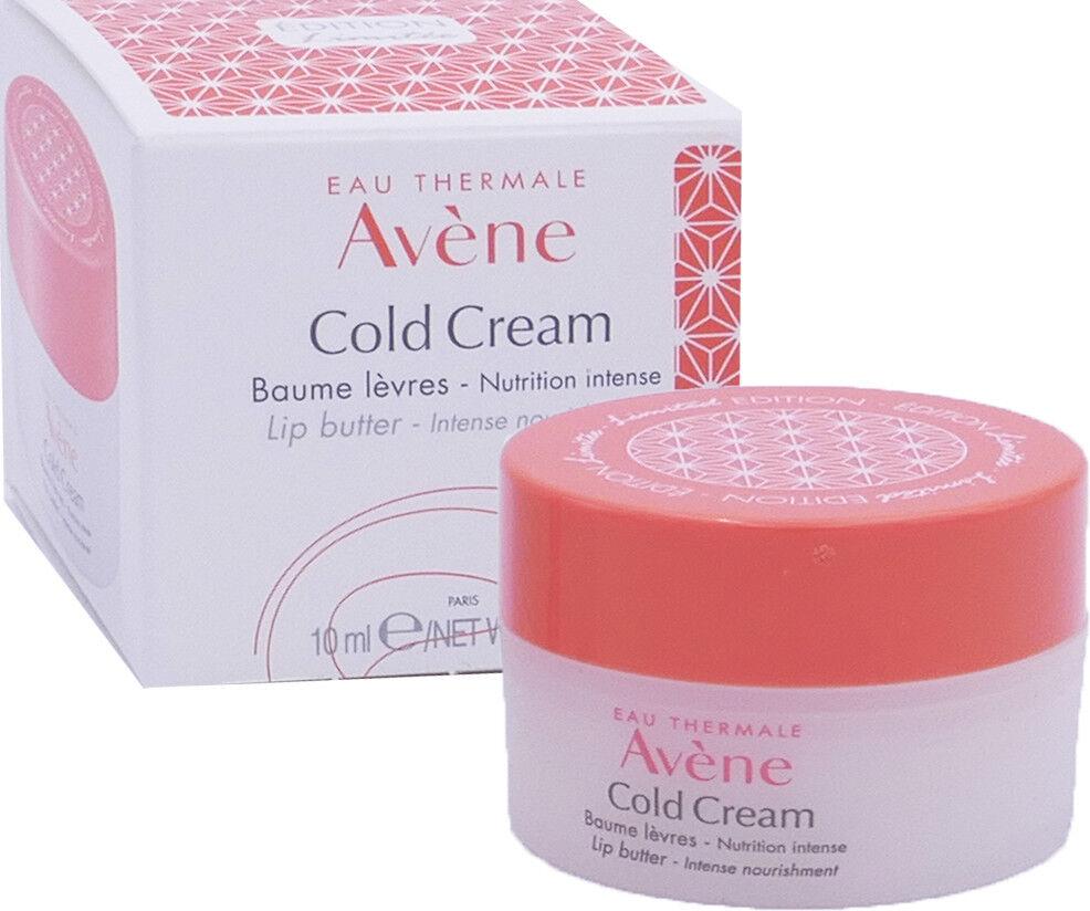 Avene cold cream baume levres 10 ml nutrition