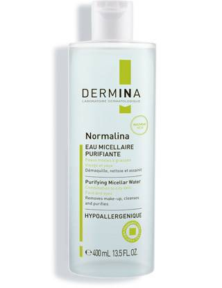 Dermina normalina eau micellaire 400 ml