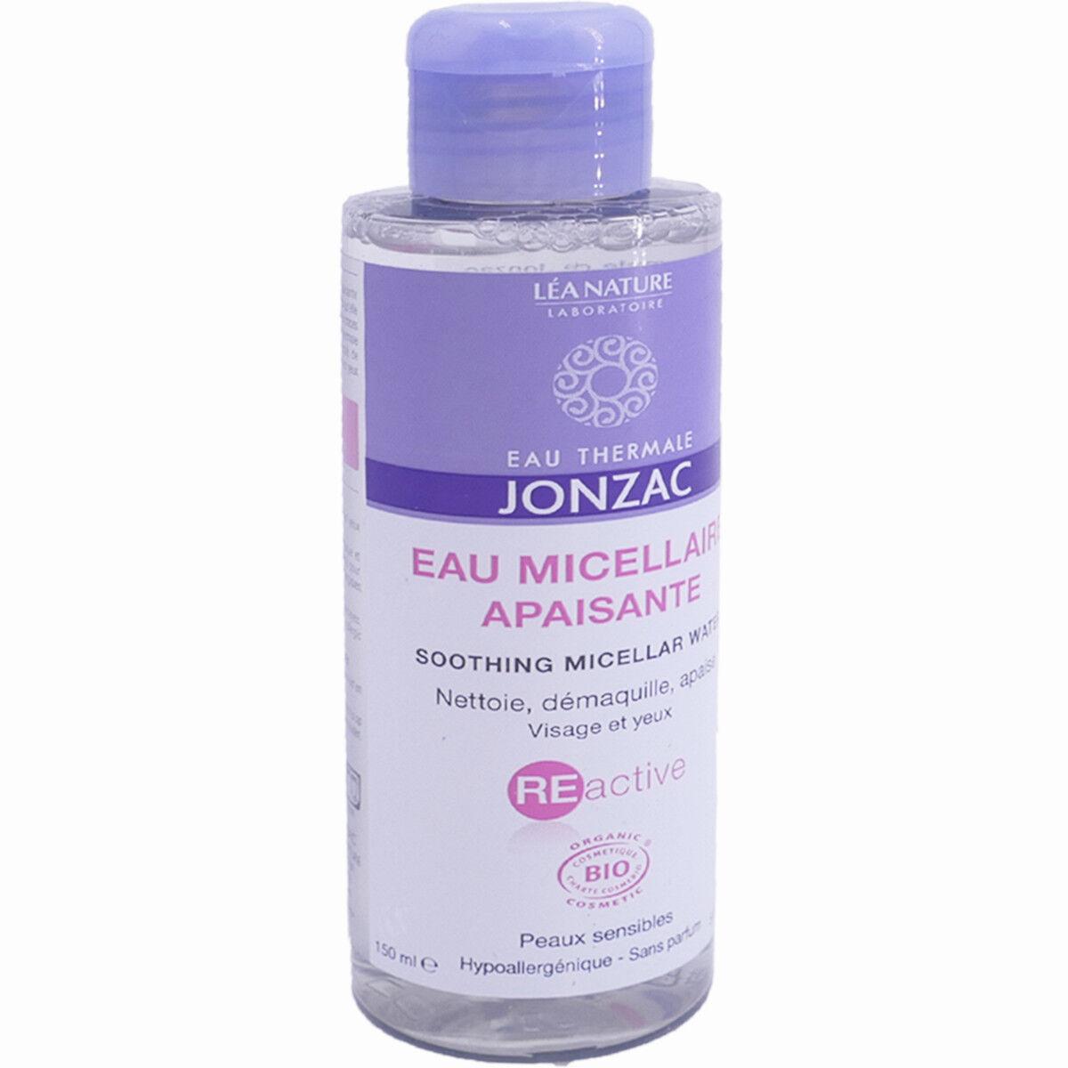 Jonzac eau micellaire apaisante bio 150 ml