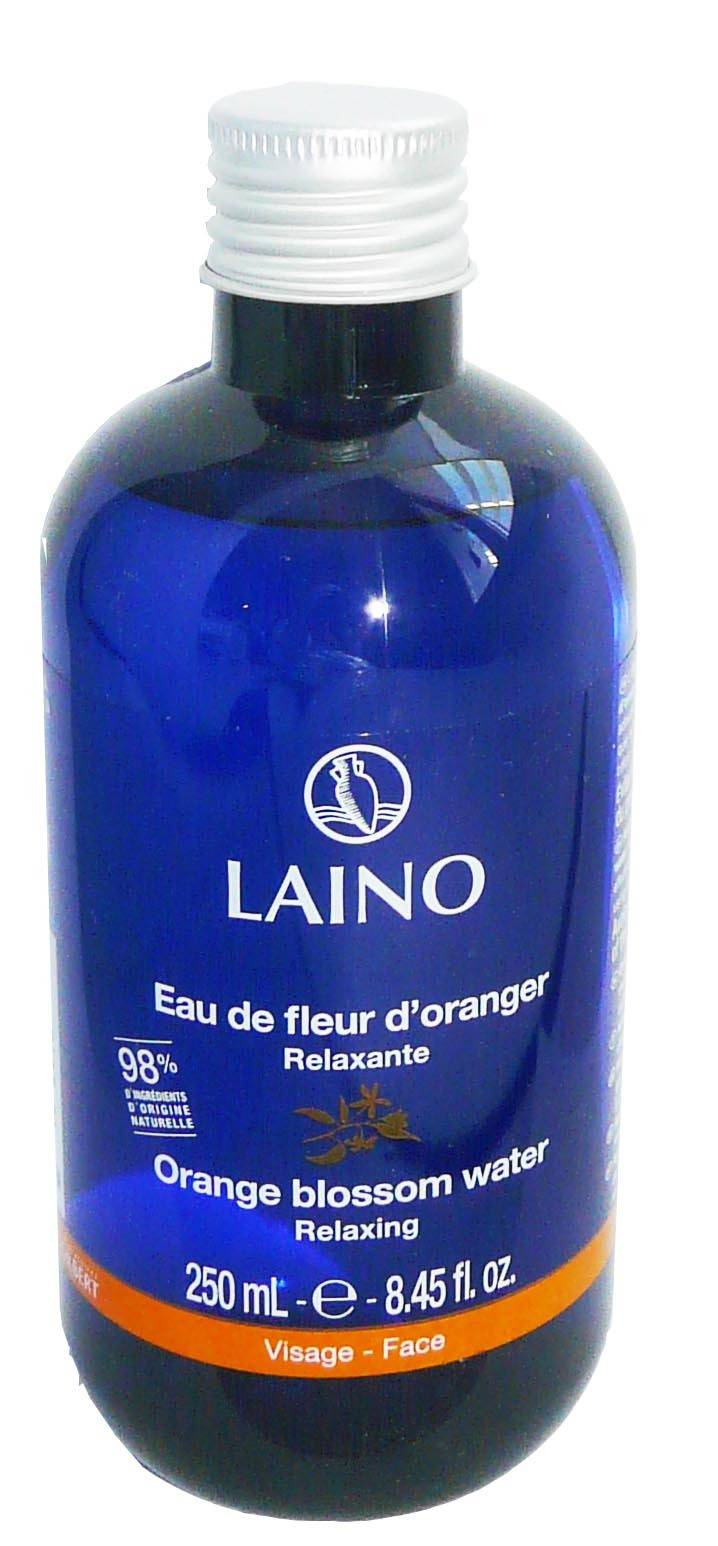 Laino eau fleur d'oranger relaxante visage 250ml