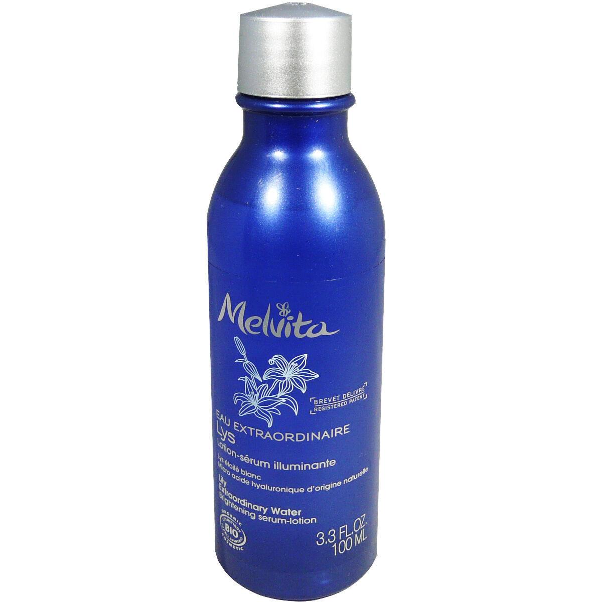 Melvita eau extraordinaire lys bio 100 ml