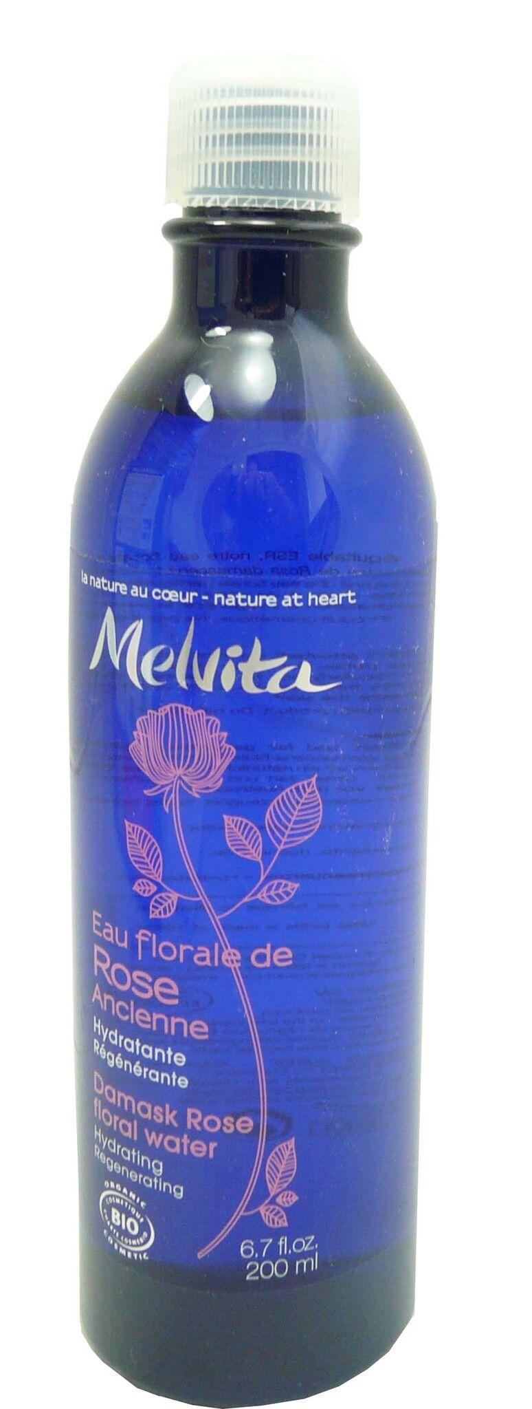 Melvita eau florale de rose 200ml