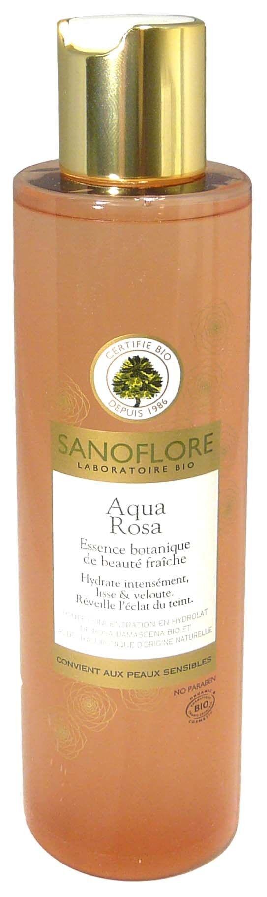 Sanoflore aqua rosa 200ml