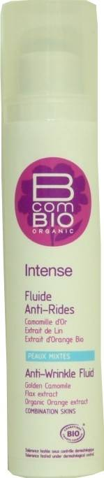 B com bio intense fluide anti ride peaux mixtes