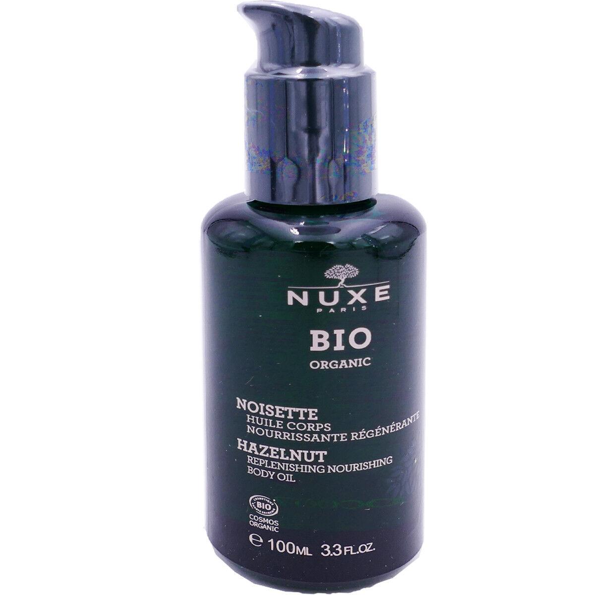 Nuxe bio noisette huile corps 100 ml
