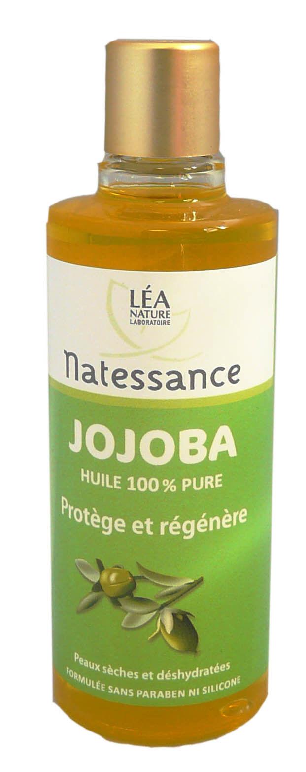 Natessance huile 100% jojoba 100ml