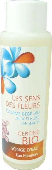 LES SENS DES FLEURS Le sens des fleurs bebe songe d'eau micellaire 250ml