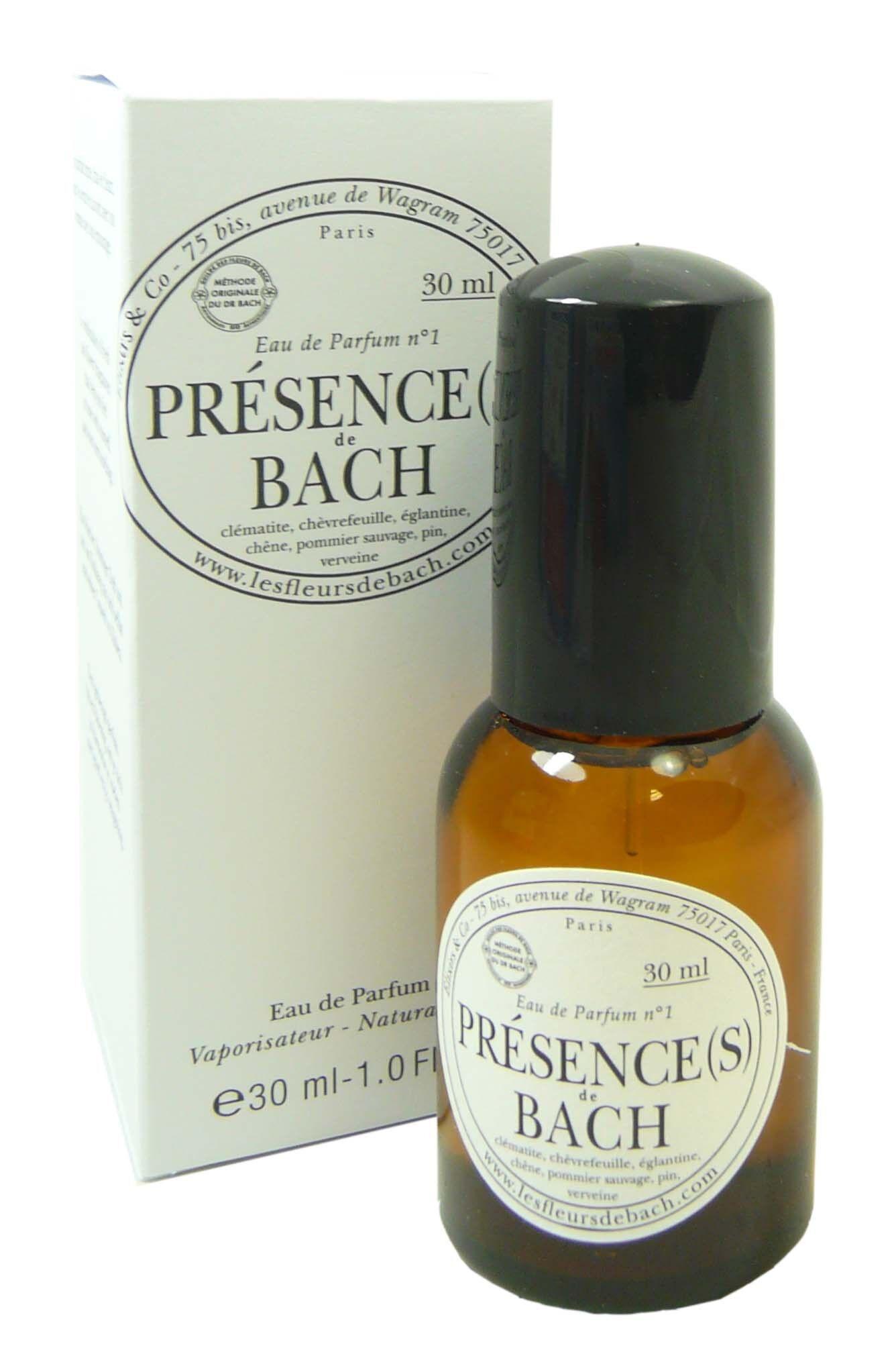 FLEUR BACH FAMADEM Elixirs & co fleurs de bach eau de parfum presence  30ml