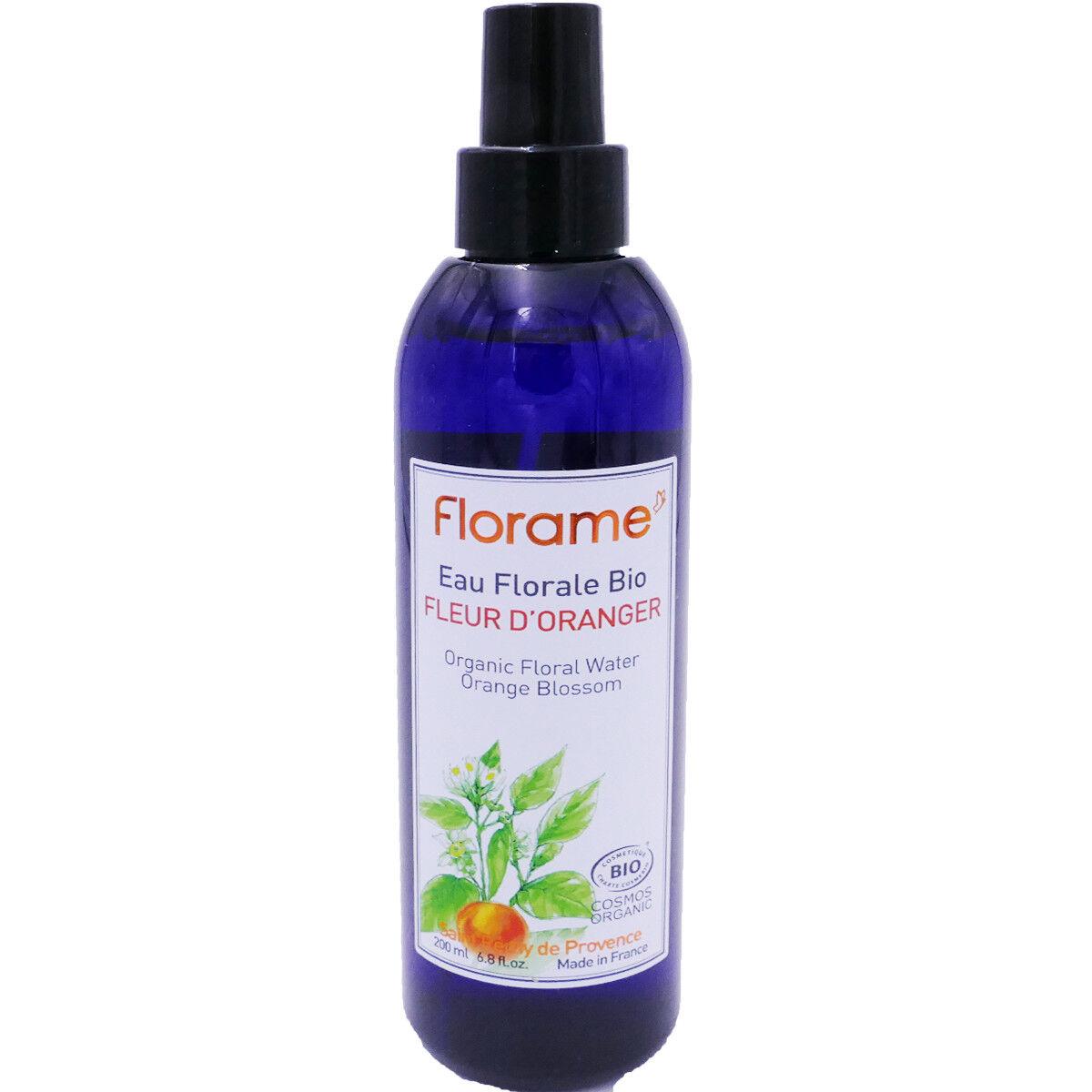 Florame eau florale bio fleur d'oranger 200ml