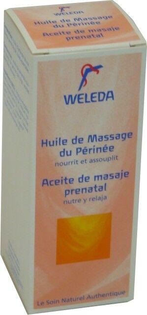 Weleda huile de massage du perinee 50 ml