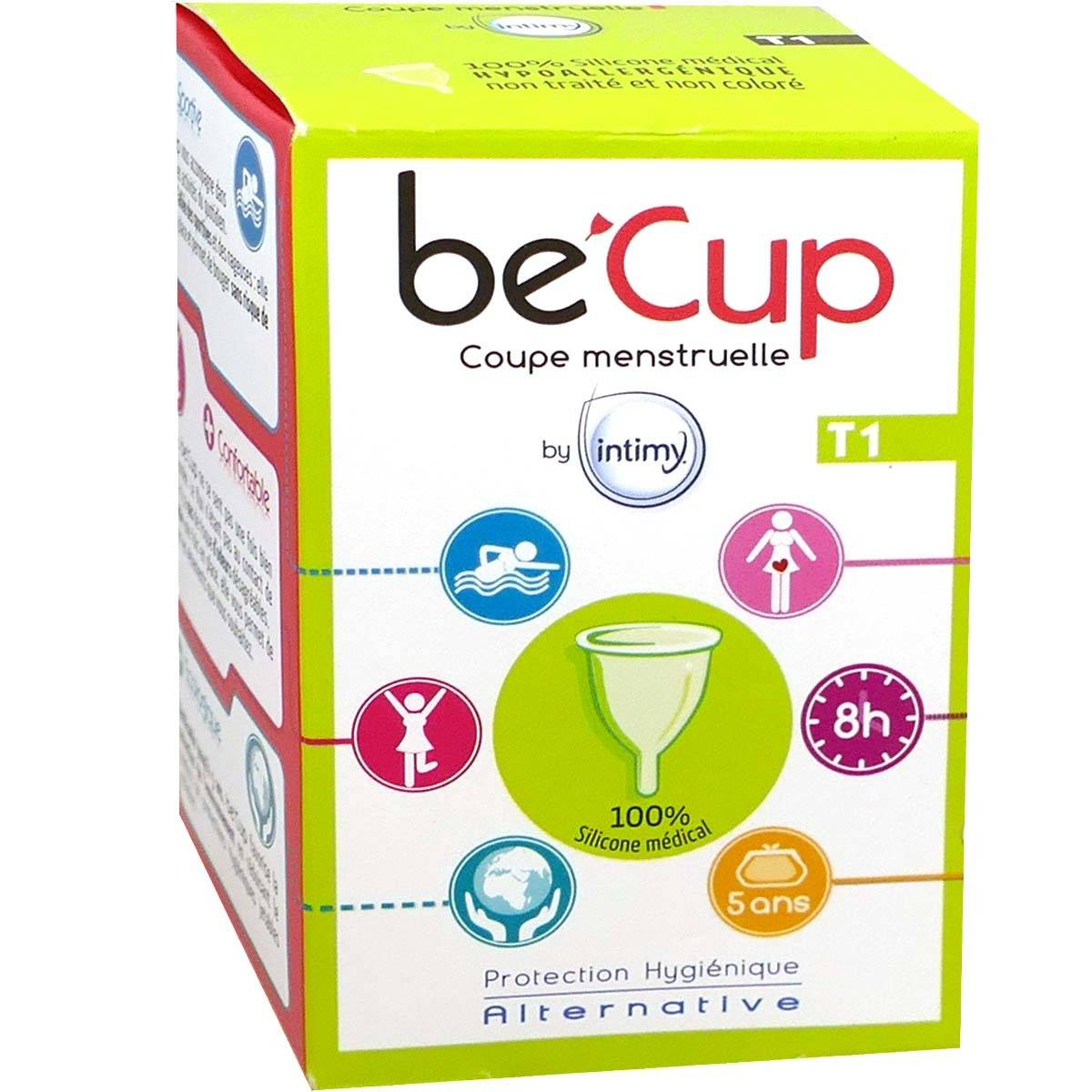 DIVERS Becup coupe menstruelle intimy