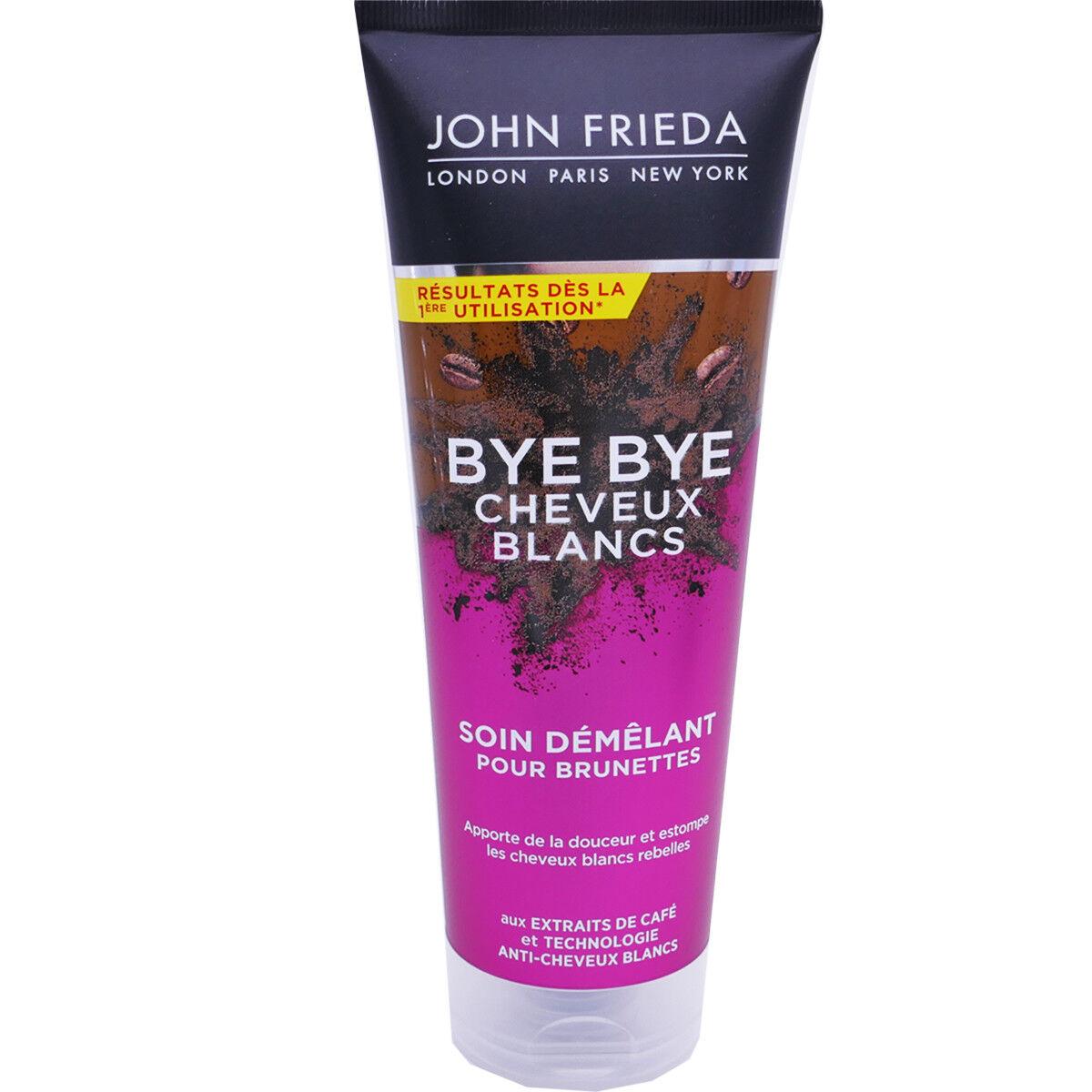 John frieda bye bye cheveux blancs 250 ml
