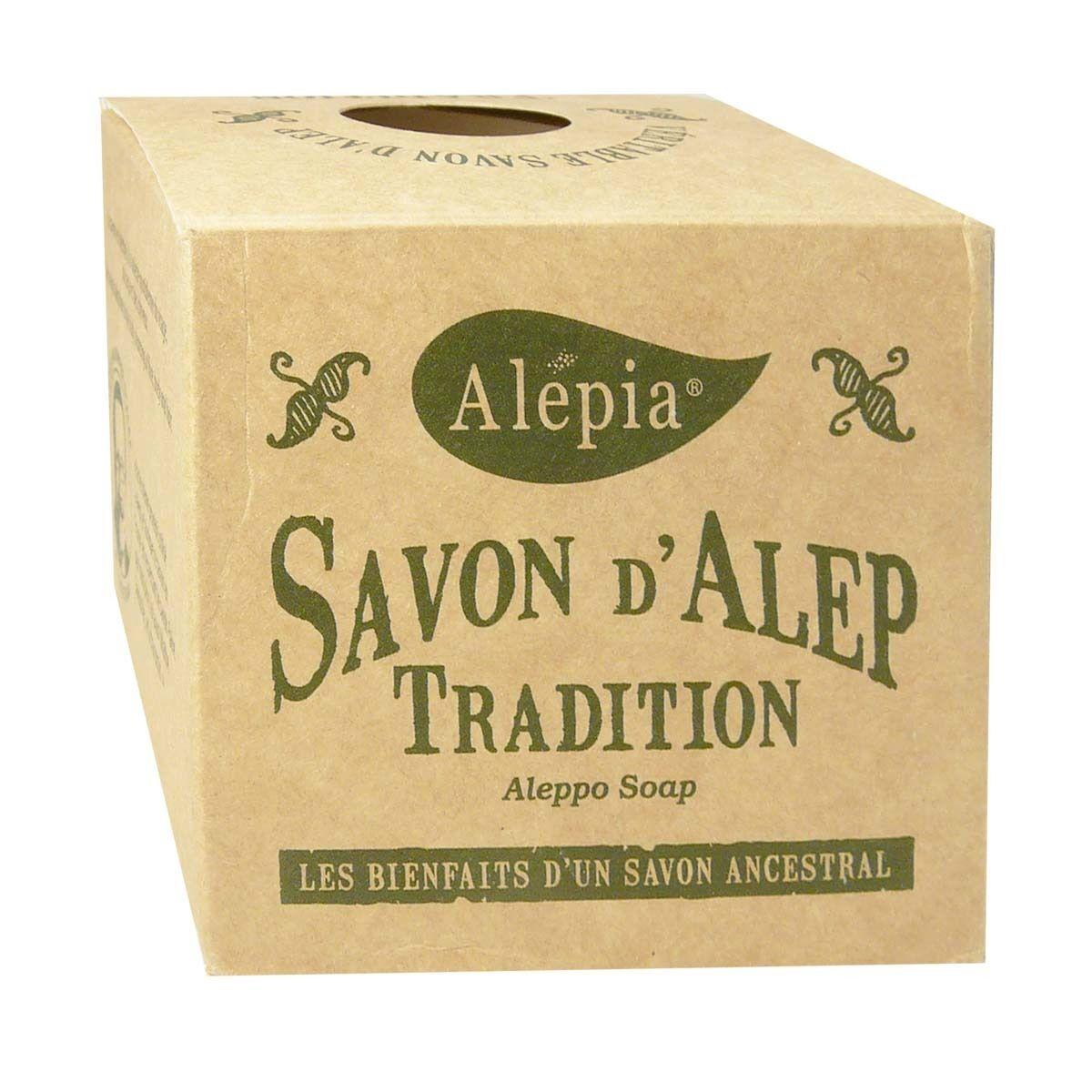 Alepia savon d'alep tradition 190g
