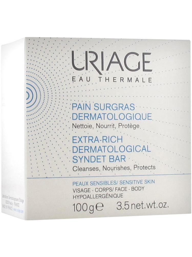 Uriage pain surgras peau sensible et delicate 100g