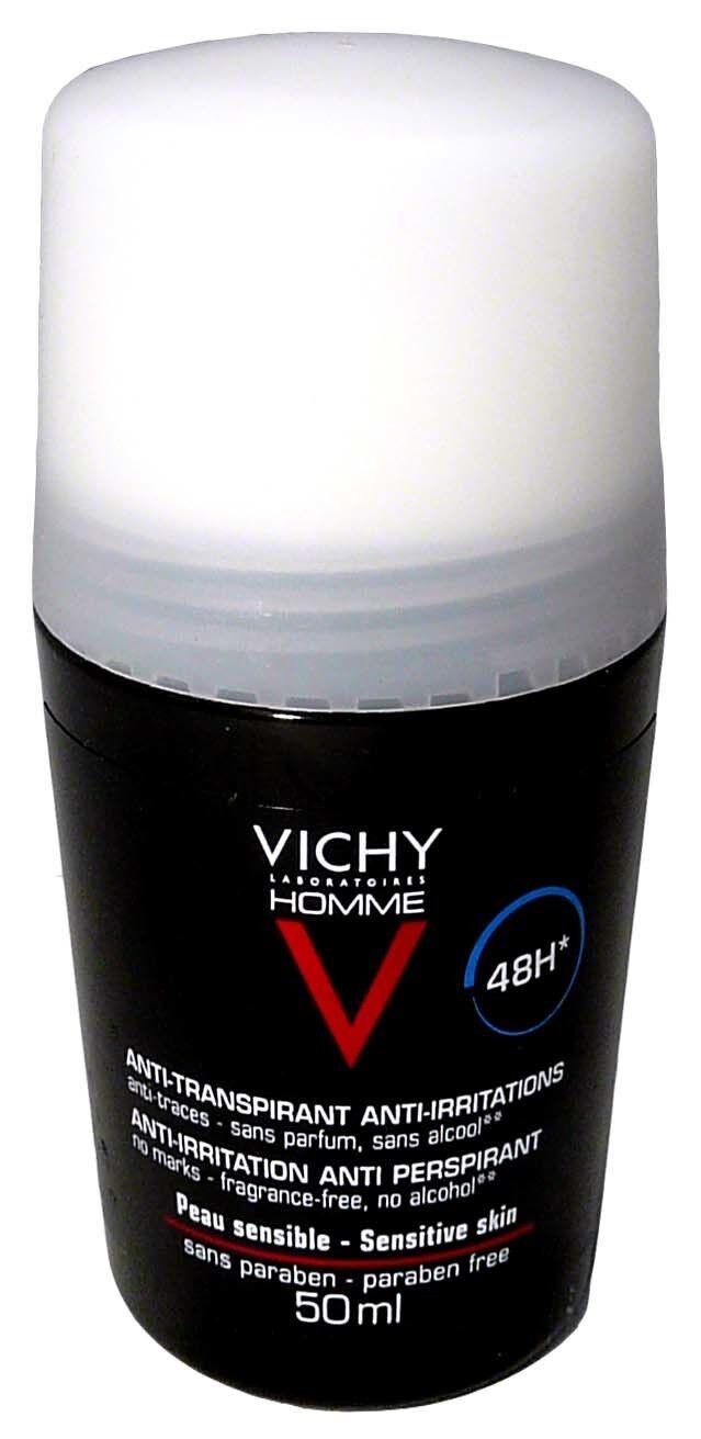 Vichy homme deodorant anti-transpirant 50ml