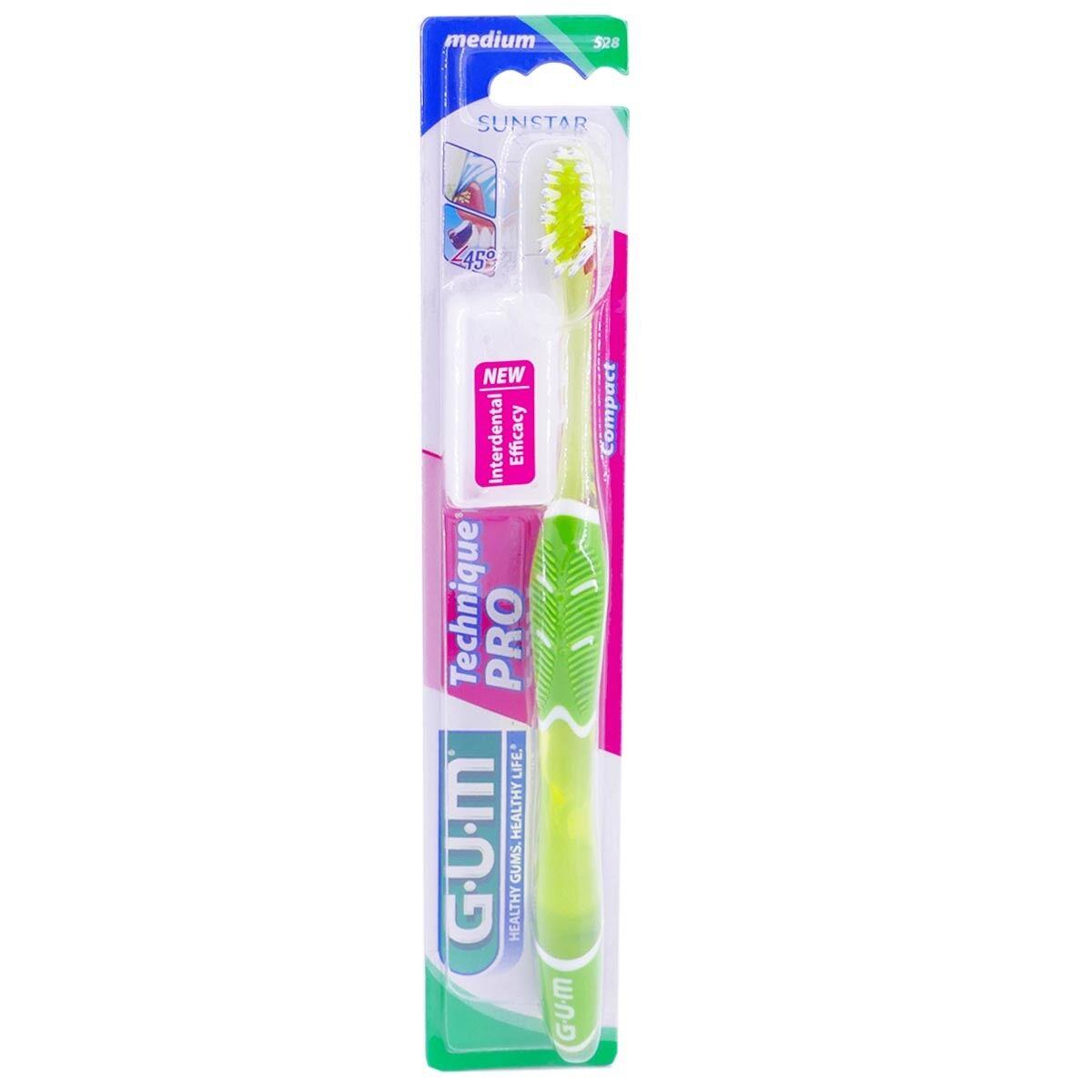 Gum brosse a dent technique pro medium 528