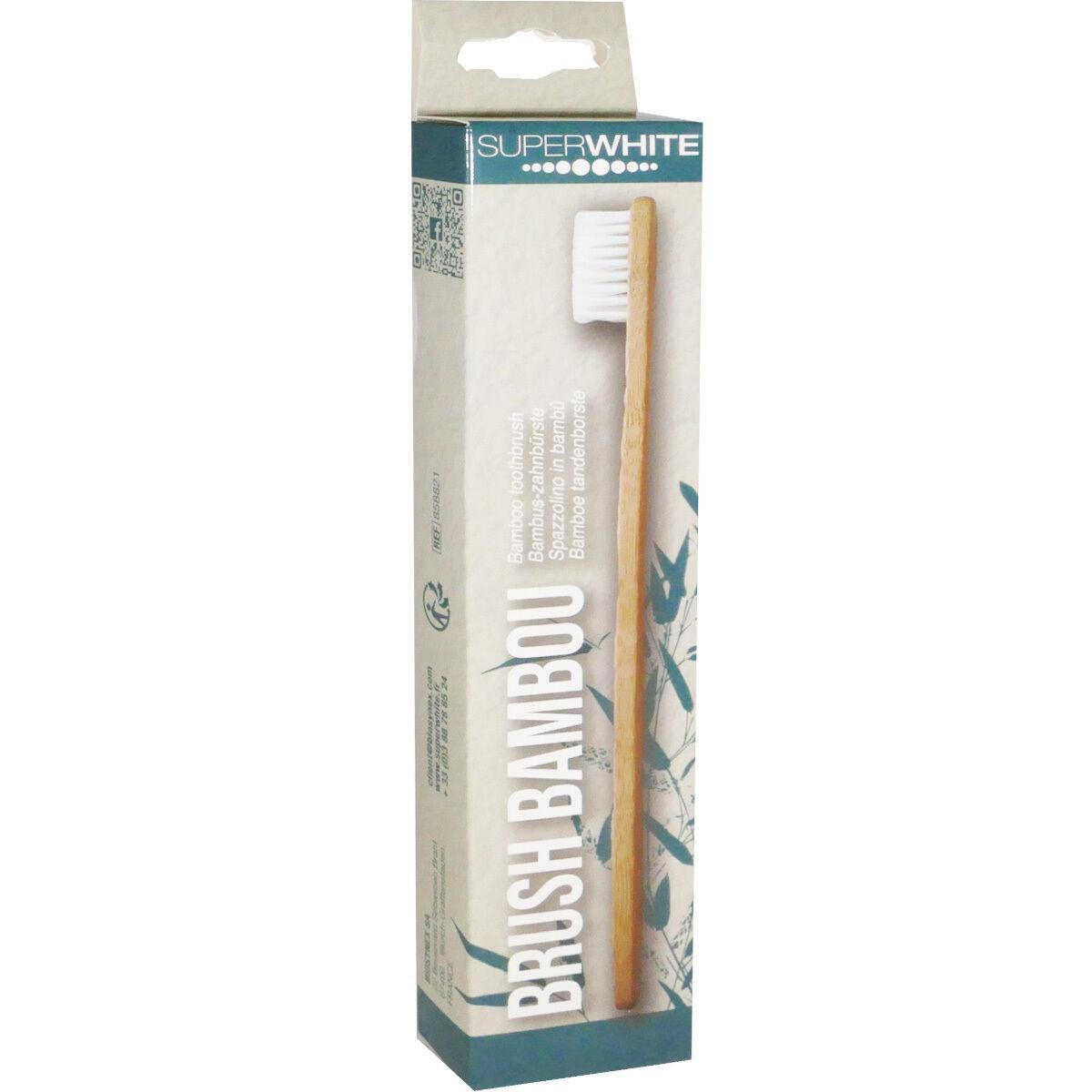 DECTRA PHARM Brush bambou brosse a dents