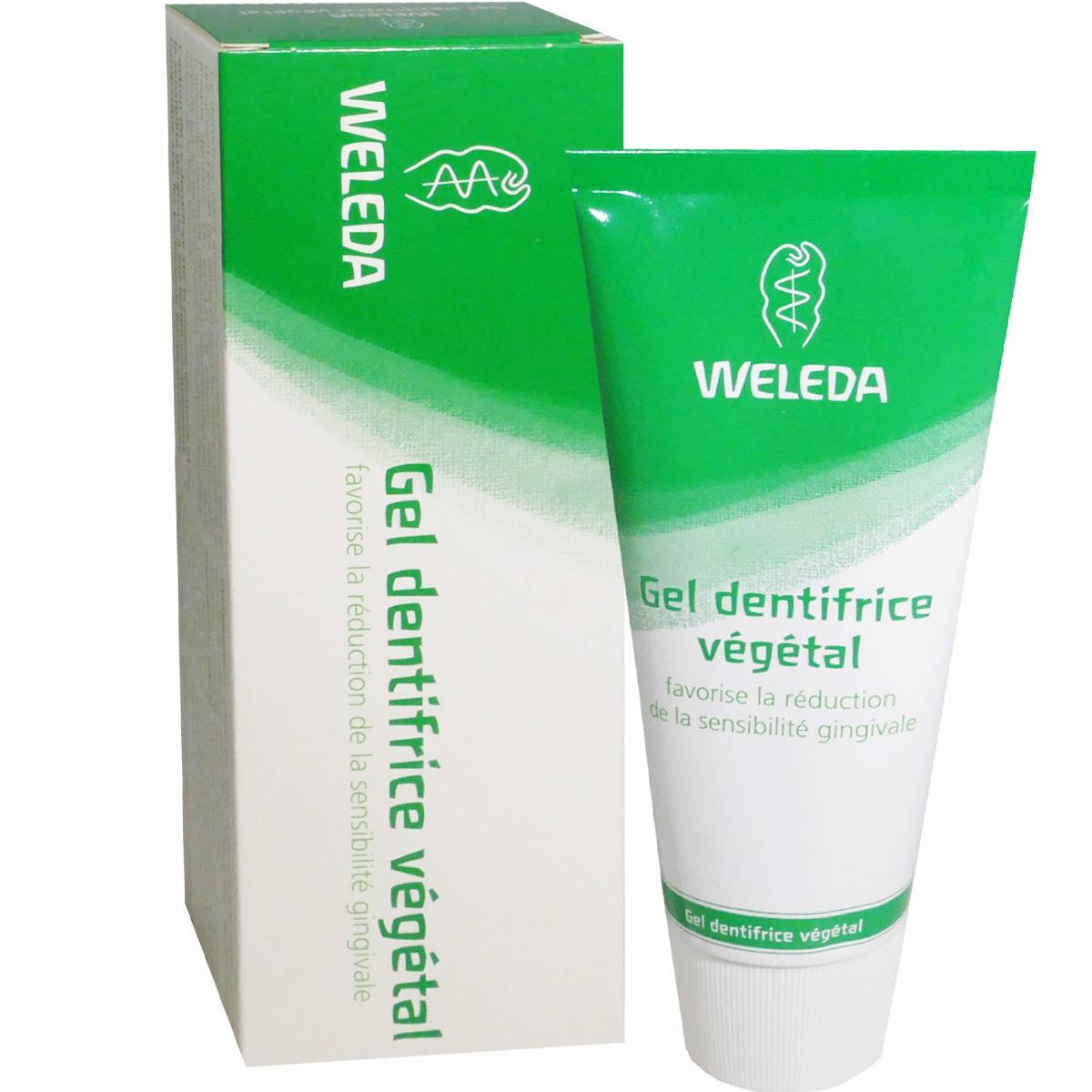 Weleda dentifrice vegetal 75ml