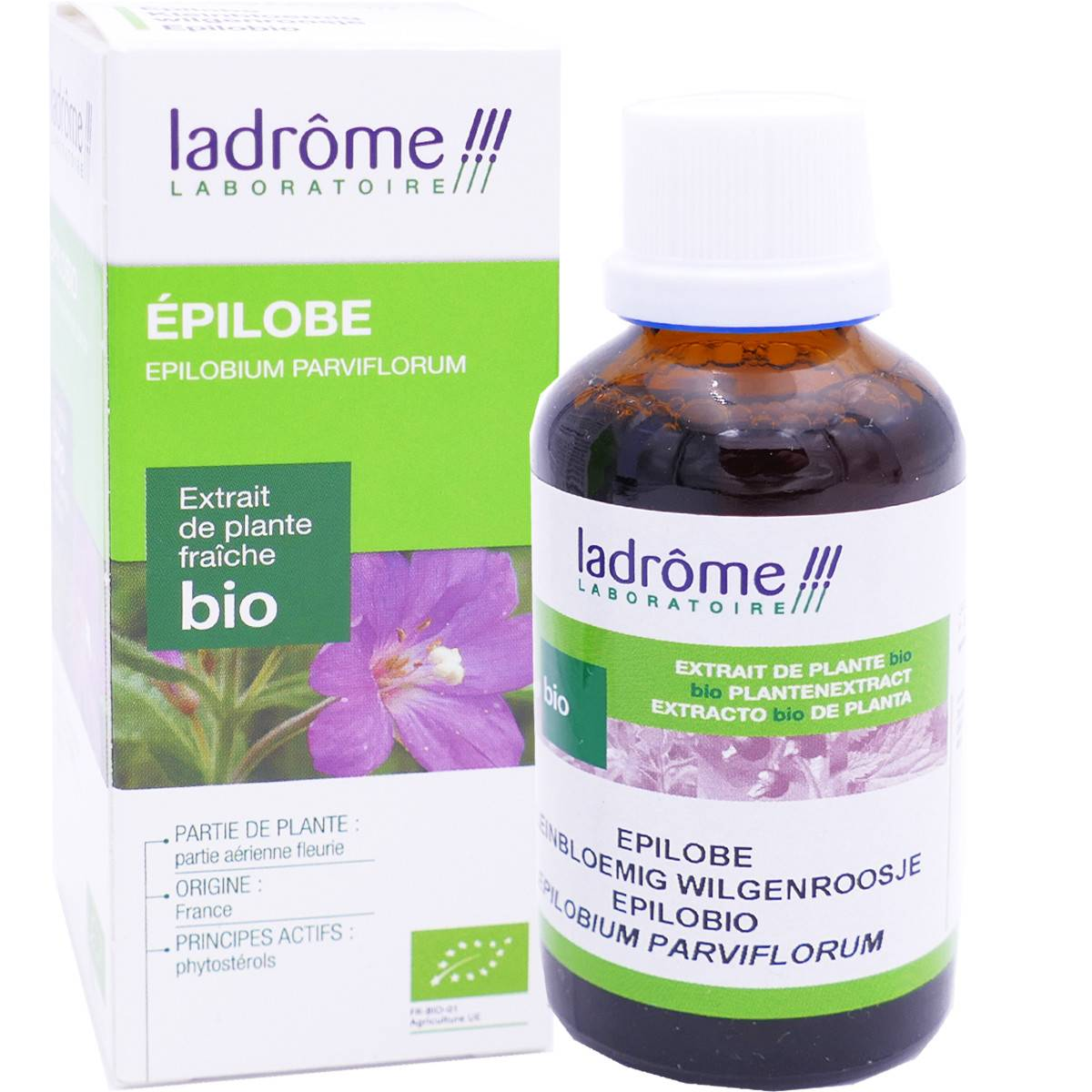 Ladrome epilobe bio 50 ml