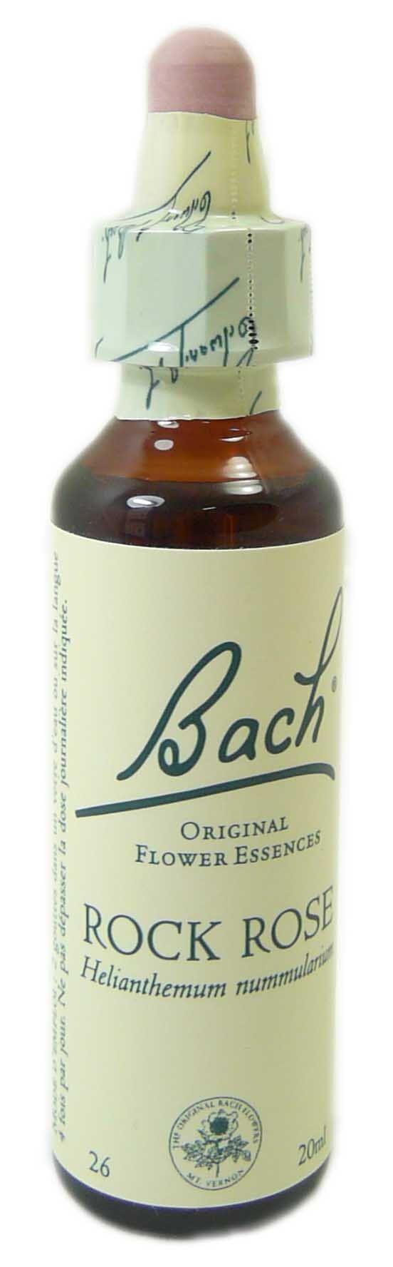 FLEUR BACH FAMADEM Elixirs & co fleurs de bach rock rose 26  20 ml
