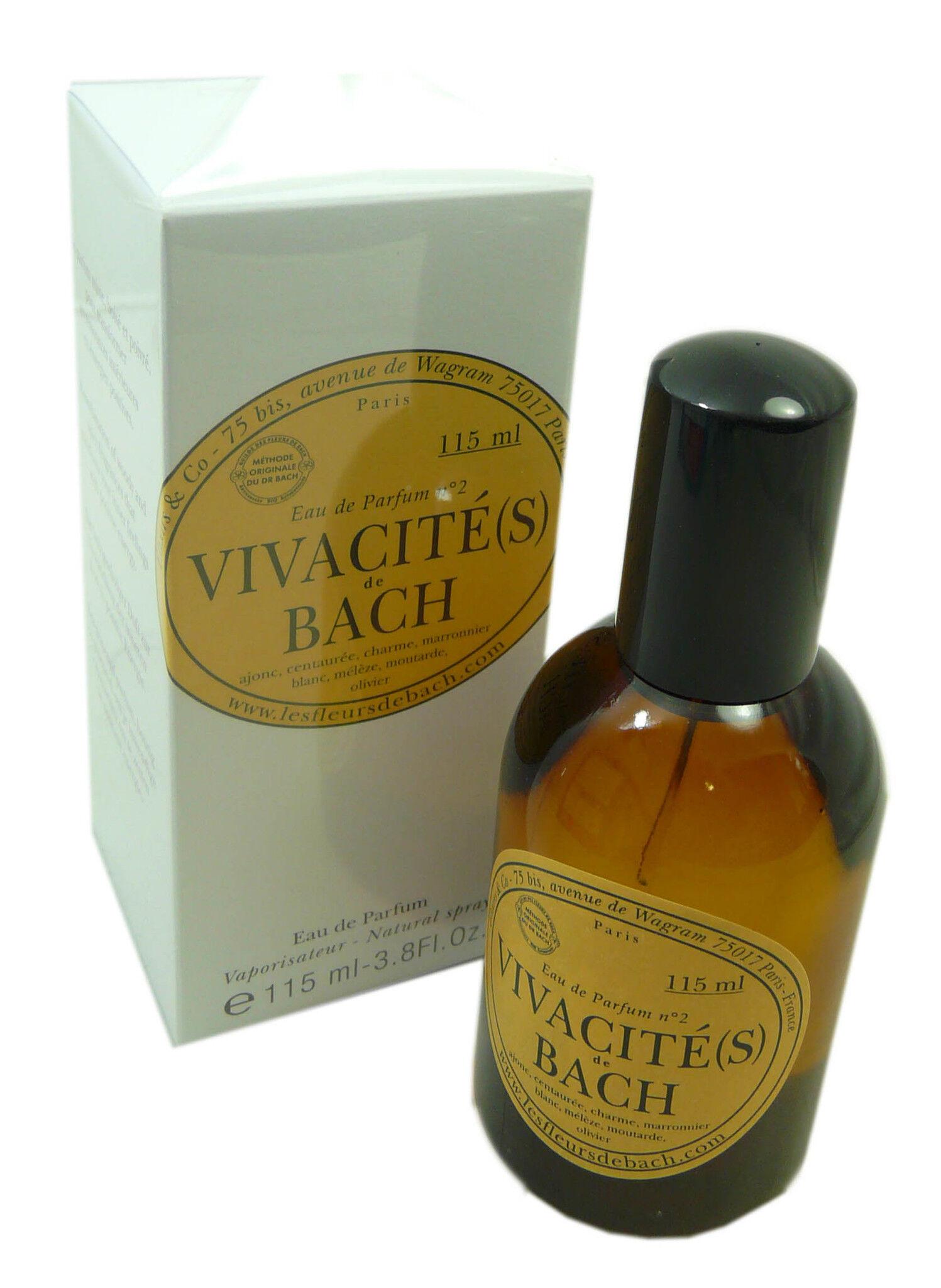 Elixirs & co fleurs de bach eau de parfum vivacite  115ml