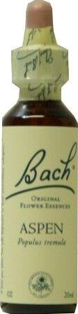 FLEUR BACH FAMADEM Elixirs & co fleurs de bach elixir aspen n° 2 20ml
