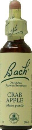 FLEUR BACH FAMADEM Elixirs & co fleurs de bach elixir crab apple n° 10 20ml