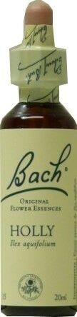 FLEUR BACH FAMADEM Elixirs & co fleurs de bach elixir holly n° 15 20ml