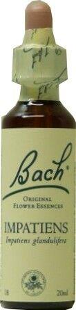 FLEUR BACH FAMADEM Elixirs & co fleurs de bach elixir impatiens n° 18 20ml
