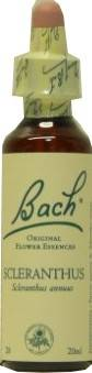 FLEUR BACH FAMADEM Elixirs & co fleurs de bach elixir scleranthus n° 28 20ml