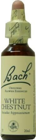 FLEUR BACH FAMADEM Elixirs & co fleurs de bach elixir white chestnut n° 35 20ml