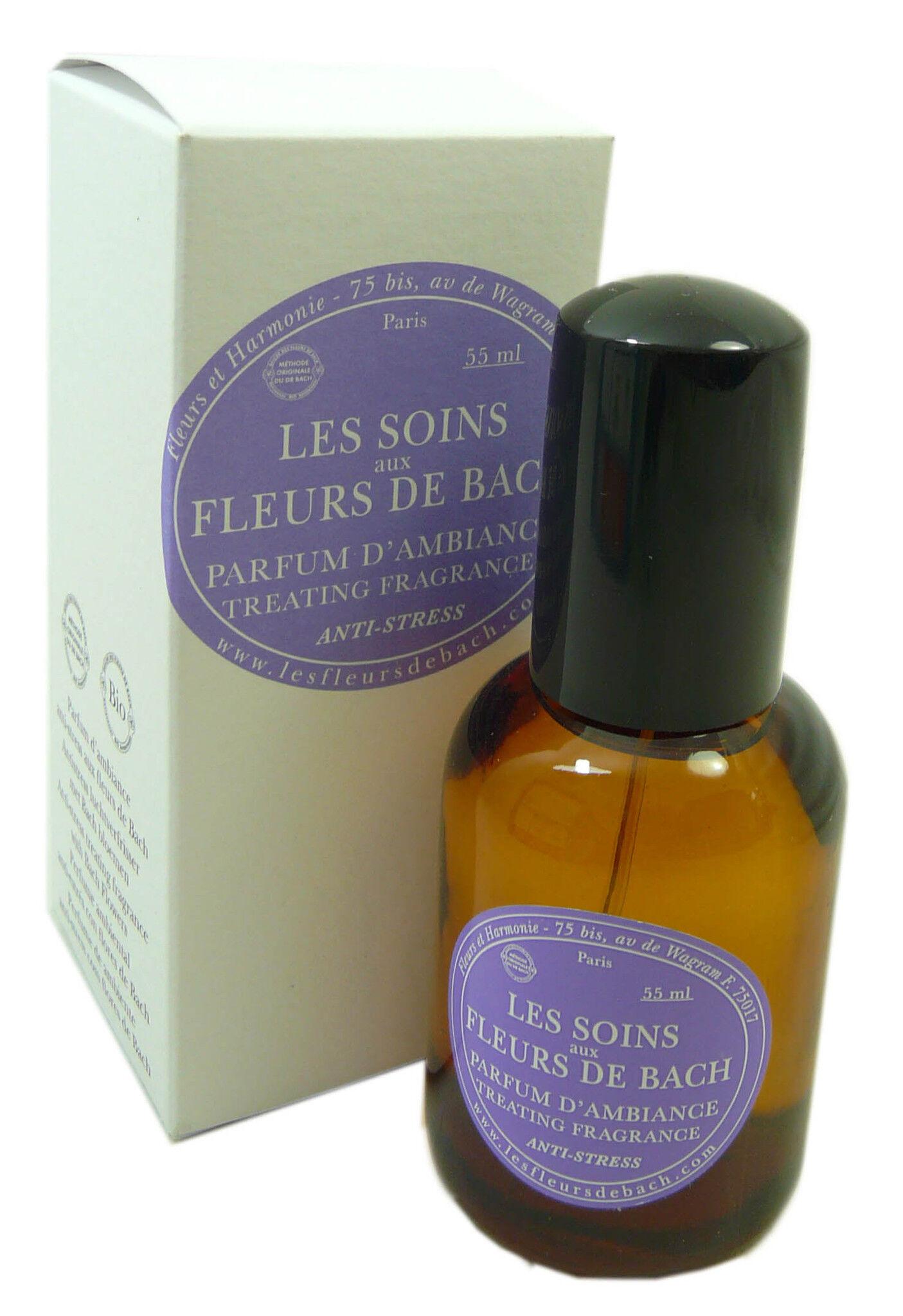 Elixirs & co fleurs de bach parfum d'ambiance vapo 55ml
