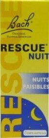 FLEUR BACH FAMADEM Elixirs & co rescue nuit 10ml