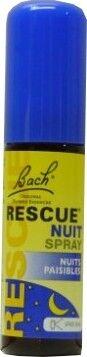 FLEUR BACH FAMADEM Fleurs de bach rescue nuit spray 20ml